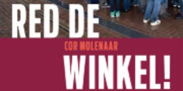 Cor Molenaar - boek - Red De Winkel