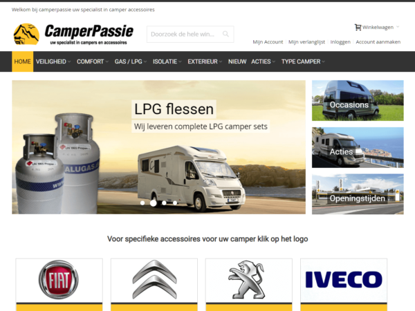 Camperpassie-nl-Home_screenshot