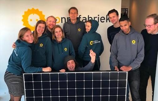 zonnefabriekteam