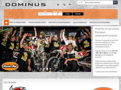 Dominus-motor-materialen-magento-webshop-home