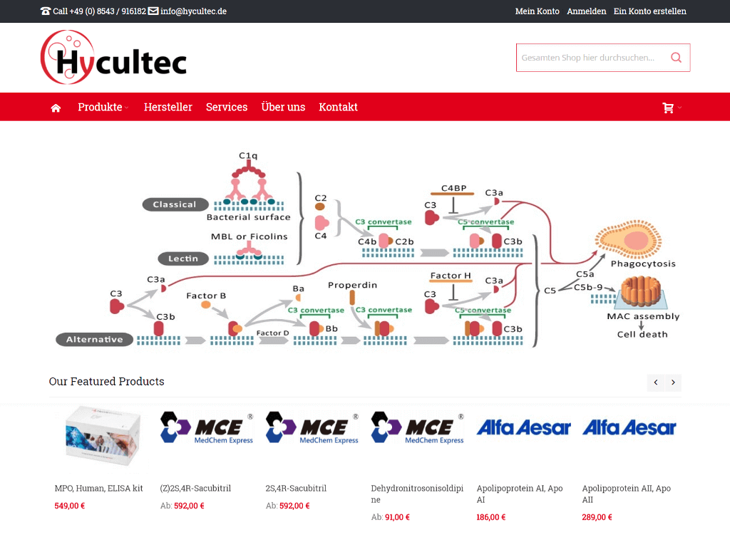 Hycultec-home