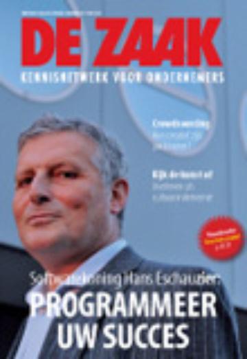 Hans-Eschauzier-over-30-jaar-Quadrant-King-business-software-in-de-Zaak-201108