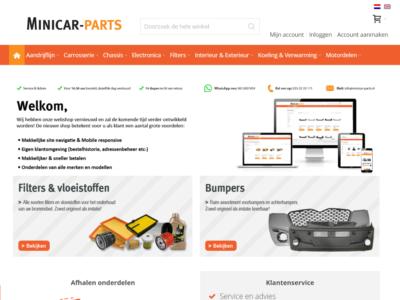 Mini-car-parts-home