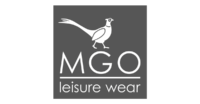 logo van MGO Leisure Wear