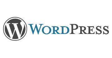 Logo van WordPress